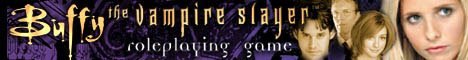 Buffy the Vampire Slayer RPG Official Site